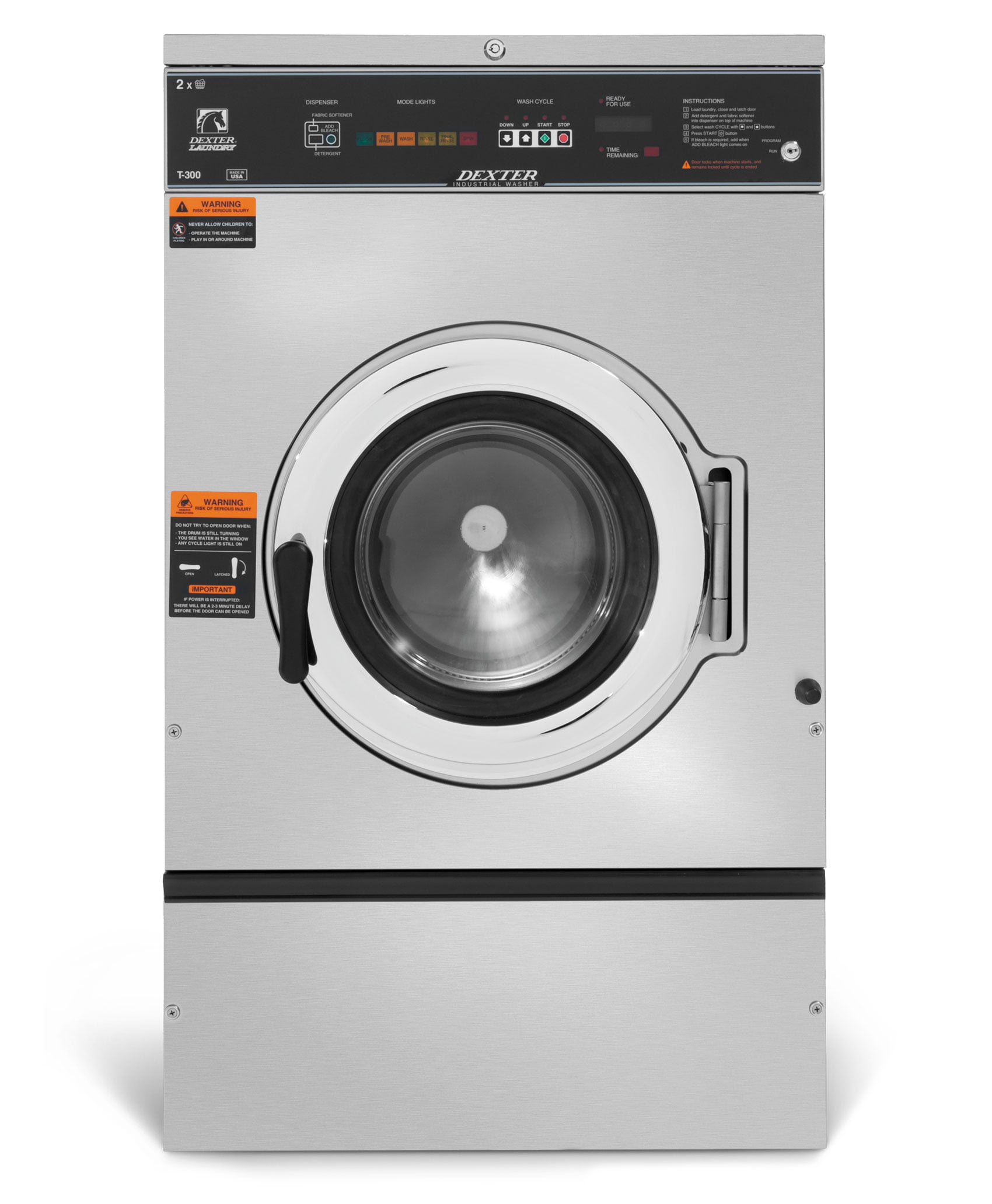 Dexter T-300 6 Cycle Product Image
