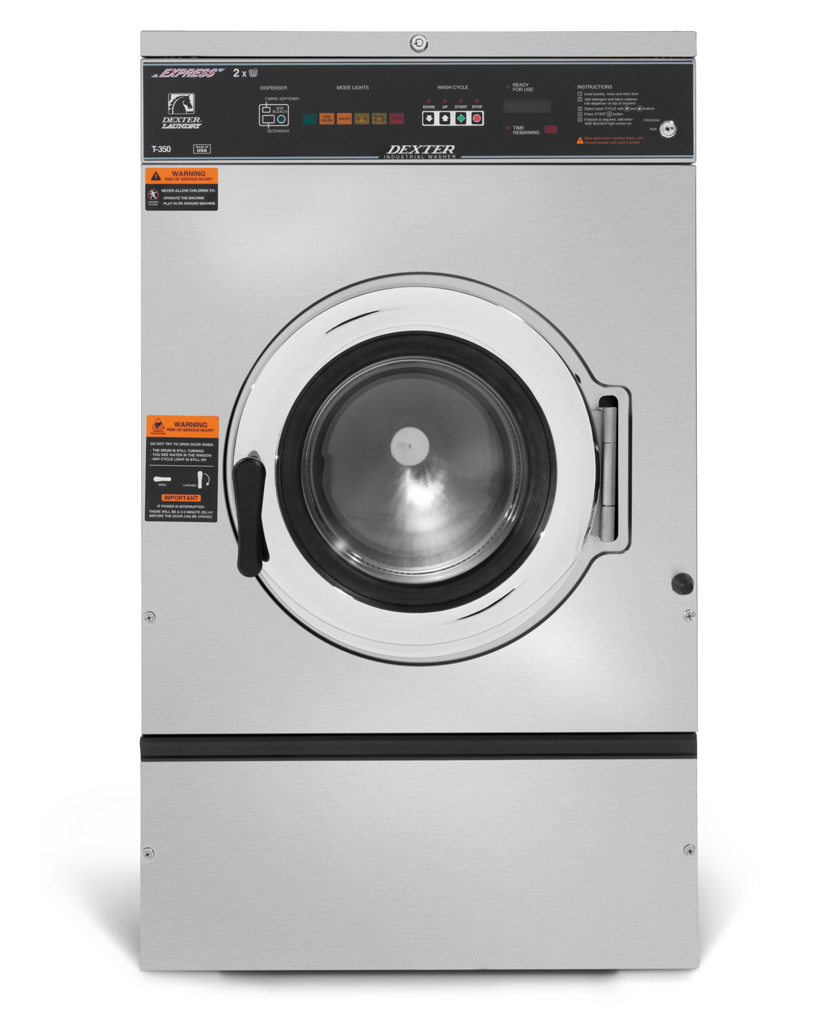 Dexter T-350 6 Cycle Product Image