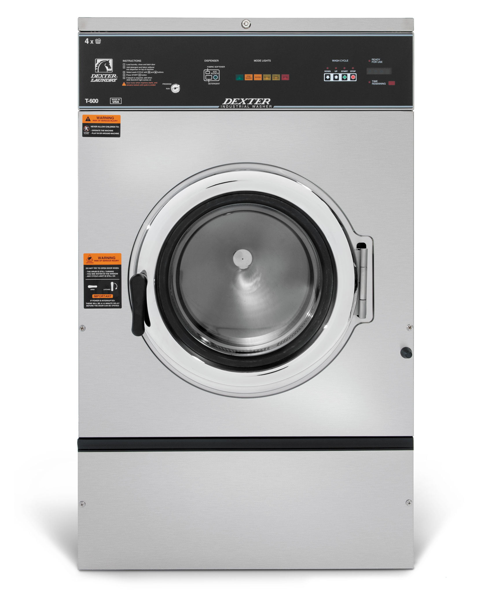 Dexter T-600 6 Cycle Product Image