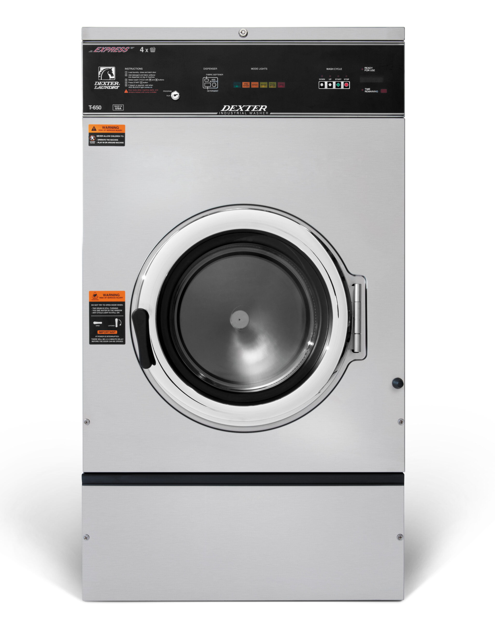 Dexter T-650 6 Cycle Product Image