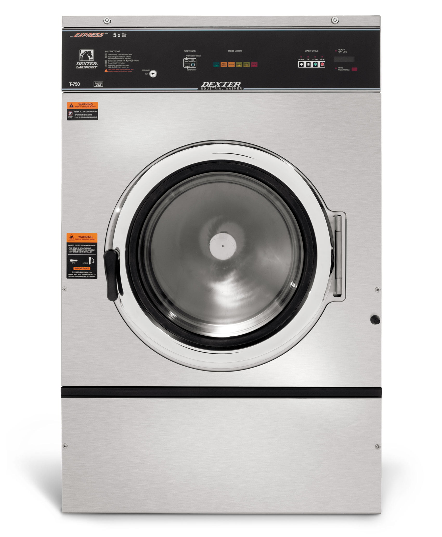 Dexter T-750 6 Cycle Product Image