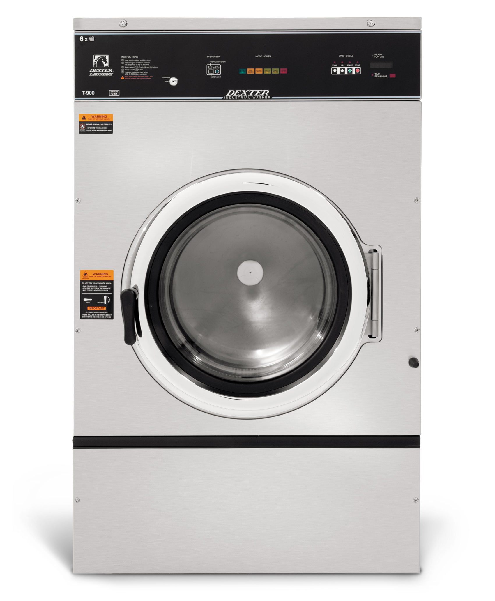 Dexter T-900 6 Cycle Product Image