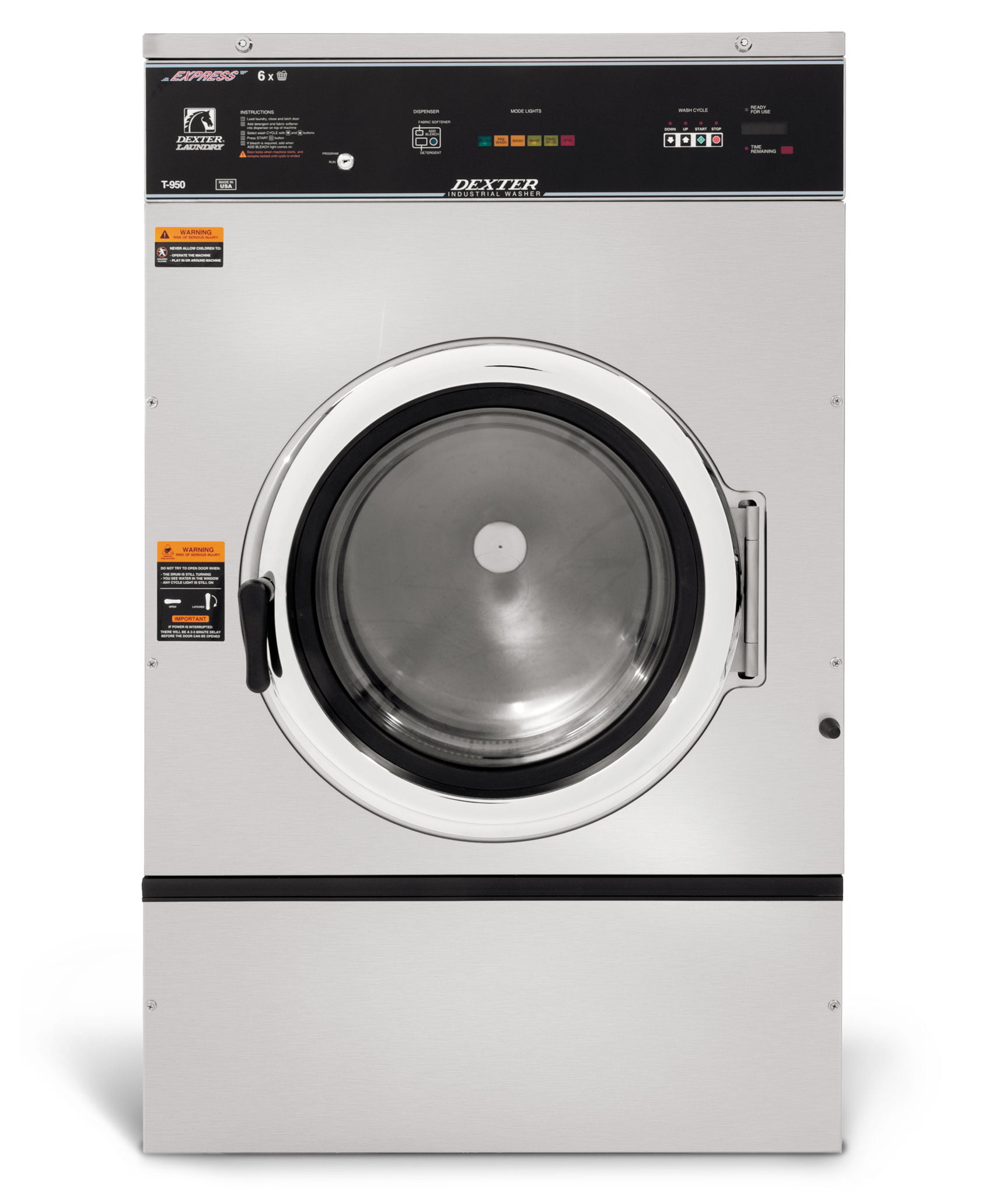 Dexter T-950 6 Cycle Product Image