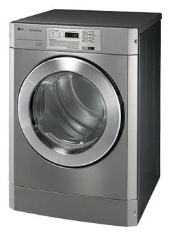 LG platinum dryer image